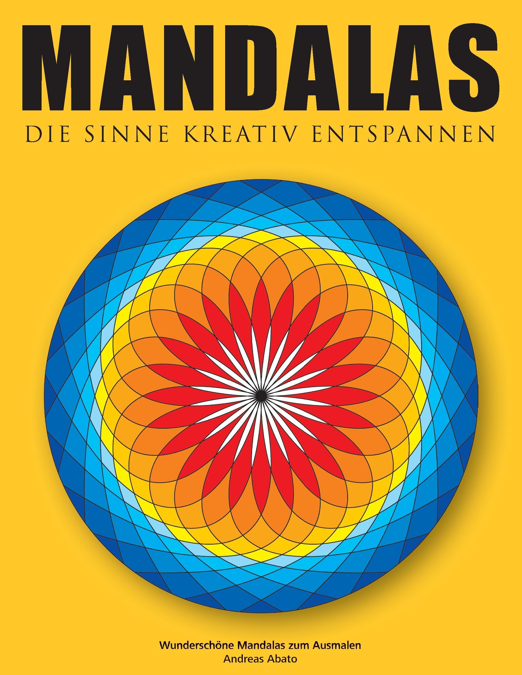 Mandalas - Die Sinne kreativ entspannen