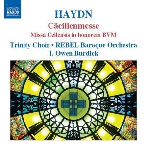 Burdick/Rebel Baroque Orchestra: Cäcilienmesse