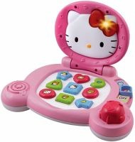 VTech 80-137404 - Hello Kitty: Erster Laptop