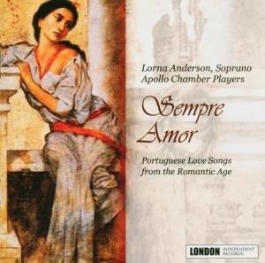 Apollo Chamber Players/Anderson, L: Sempre Amor,Portuguese m
