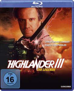 Highlander III-Die Legende (Blu-ray)