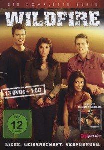 Wildfire, Die komplette Serie, 13 DVDs