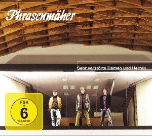 Phrasenmäher: Sehr Verstörte Damen Und Herren (+DVD)