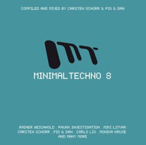 Minimal Techno Vol.8