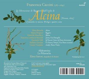 Galli/Sartori/Allabastrina/La Pifarescha: Alcina (1625)