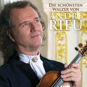 Die schönsten Walzer von Andre Rieu, 1 Audio-CD