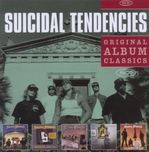 Suicidal Tendencies: Original Album Classics