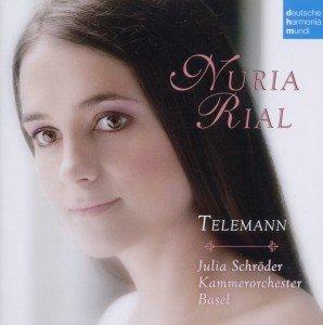 Telemann, 1 Audio-CD