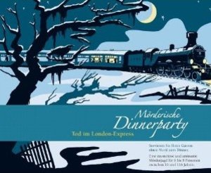Mörderische Dinnerparty - Tod im London-Express