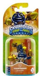 Skylanders Swap Force - COUNTDOWN (Single Character)