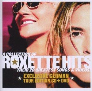 Roxette: Roxette Hits CD & DVD