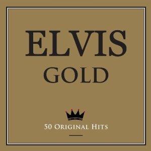 Presley, E: Gold-50 Original Hits-