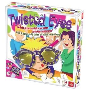 Goliath Toys 76104006 - Twisted Eyes