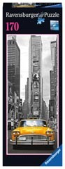 Ravensburger 15127 - New York Taxi, Puzzle 170 Teile