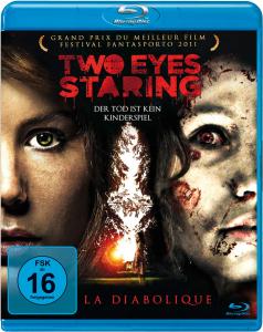 Two Eyes Staring (Blu-ray)