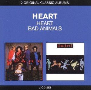 Heart: 2in1 (Heart/Bad Animals)
