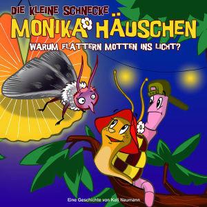 Warum flattern Motten ins Licht?, 1 Audio-CD
