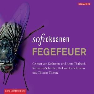 Fegefeuer, 6 Audio-CDs