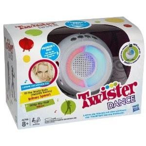 Twister Dance Britney Spears