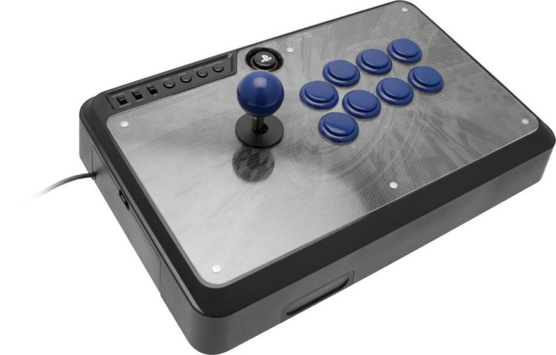 VENOM Mini Arcade Stick, Joystick, Joypad, für PS3 / PS4 (OFFICI