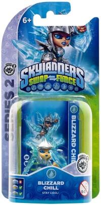 Skylanders Swap Force - BLIZZARD CHILL (Single Character) Series