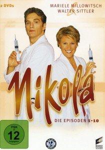 Staffel 1, 2 DVDs
