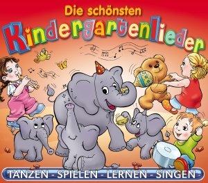 Die schönsten Kindergartenlieder
