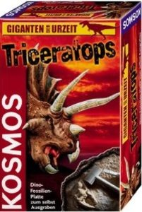 Kosmos 630379 - Ausgrabungsset: Triceratops