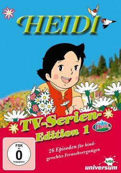 Heidi TV-Serien-Edition 1 (Amaray)