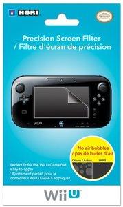 Wii U - Gamepad Bildschirm Schutzfolie - Precision Screen Filter