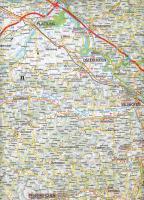 Falk Regionalkarte 16. München, Oberbayern. 1 : 150 000