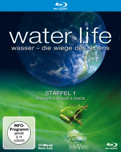 Water Life-Staffel 1 (Blu-ray)