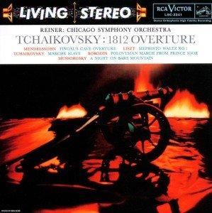 Overture Solennelle 1812,op.49/Marche Slave