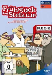 Fr?hst?ck bei Stefanie - ...siehste!