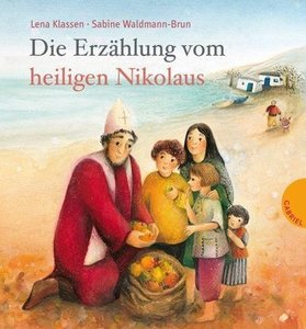 Die Erzählung vom heiligen Nikolaus, Mini-Ausgabe