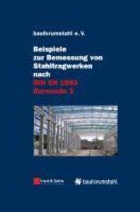 Beispiele zur Bemessung von Stahltragwerken nach DIN EN 1993 Eur