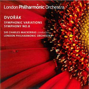 Symphonische Variationen/Sinfonie 8