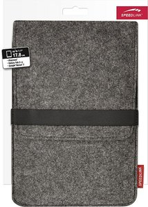ALUNY Felt Sleeve, 7 inch, Schutztasche, grau