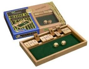 Philos 3271 - Shut The Box 12er, Bambus