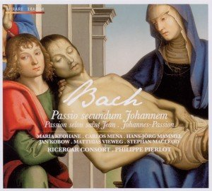 Ricercar Consort/Pierlot, P: Johannes-Passion