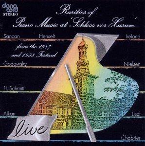 Raritäten der Klaviermusik 1987/88