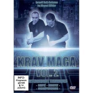 Köhler, J: Krav Maga Israeli Self-Defense Vol.2