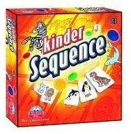 Winning Moves 20844 - Kinder Sequence