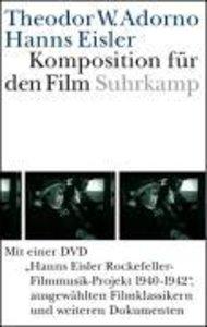 Komposition für den Film, mit DVD
