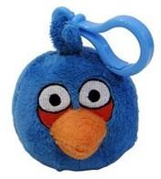 Blue Clipon (Angry Birds) Schlüsselanhänger