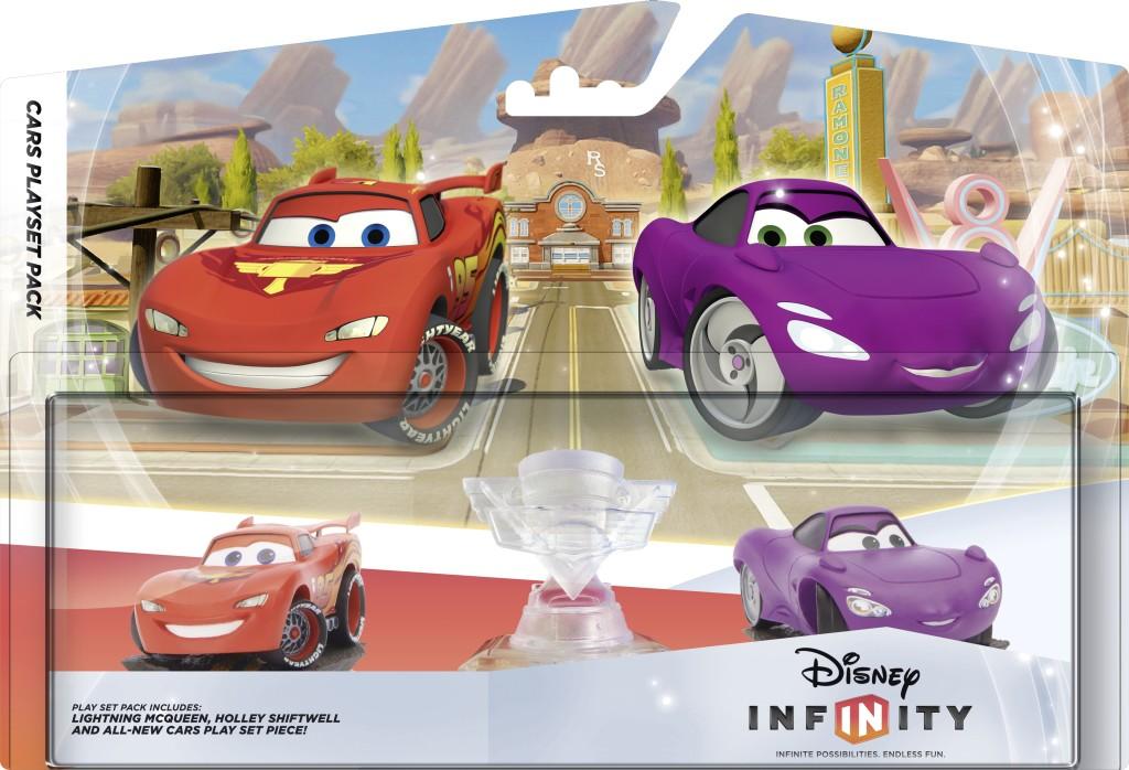 Disney INFINITY - Cars Playset