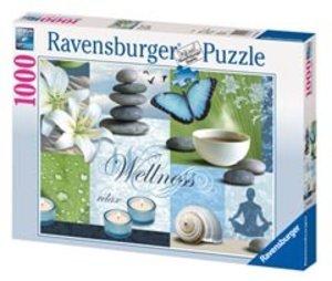 Ravensburger 19257 - Pure Entspannung, 1000 Teile Puzzle
