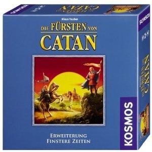 Kosmos 694722 - Fürsten v. Catan: Finstere Zeiten, Erweiterung