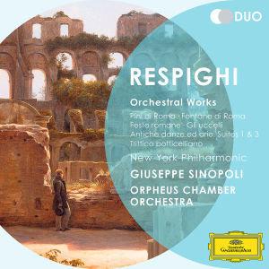 Pini di Roma. Fontane di Roma. Antiche danze ed arie, 2 Audio-CDs