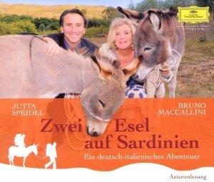 Zwei Esel auf Sardinien, 3 Audio-CDs